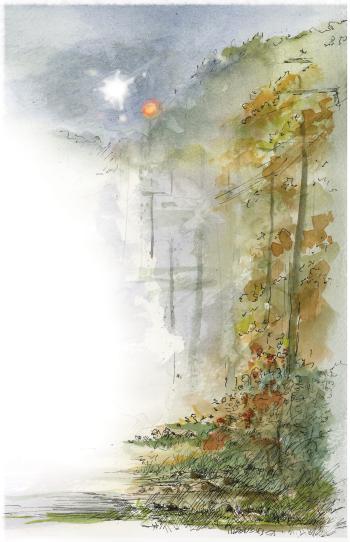 Paulding Light illustration right