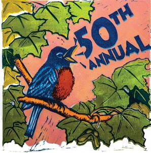 Reeds Lake Art Fest Poster Joanne Swann