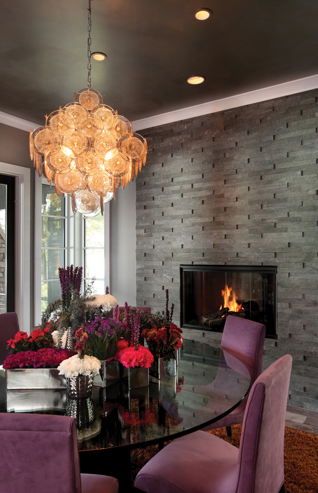 Silver Lake Dining Room Chandelier