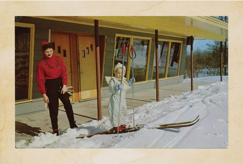 Snow Bowl photo