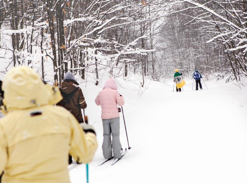 Women's Winter Tour Trail