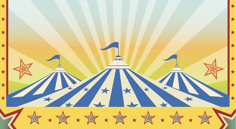 State Fair Illustration