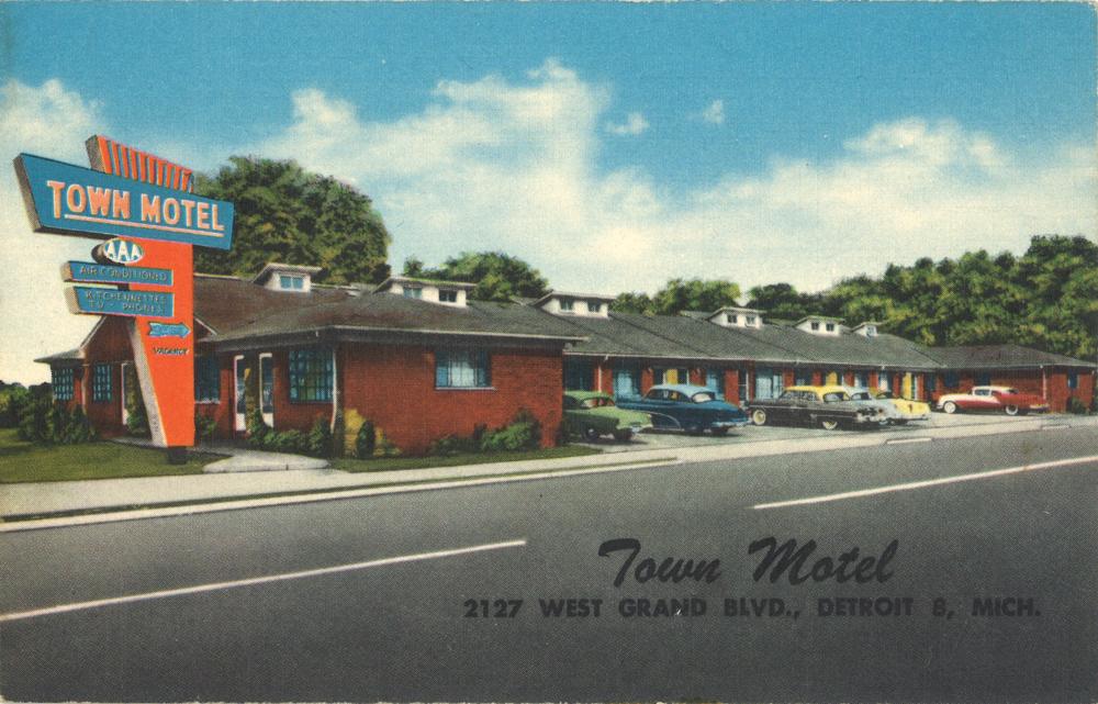 Town Motel - Detroit