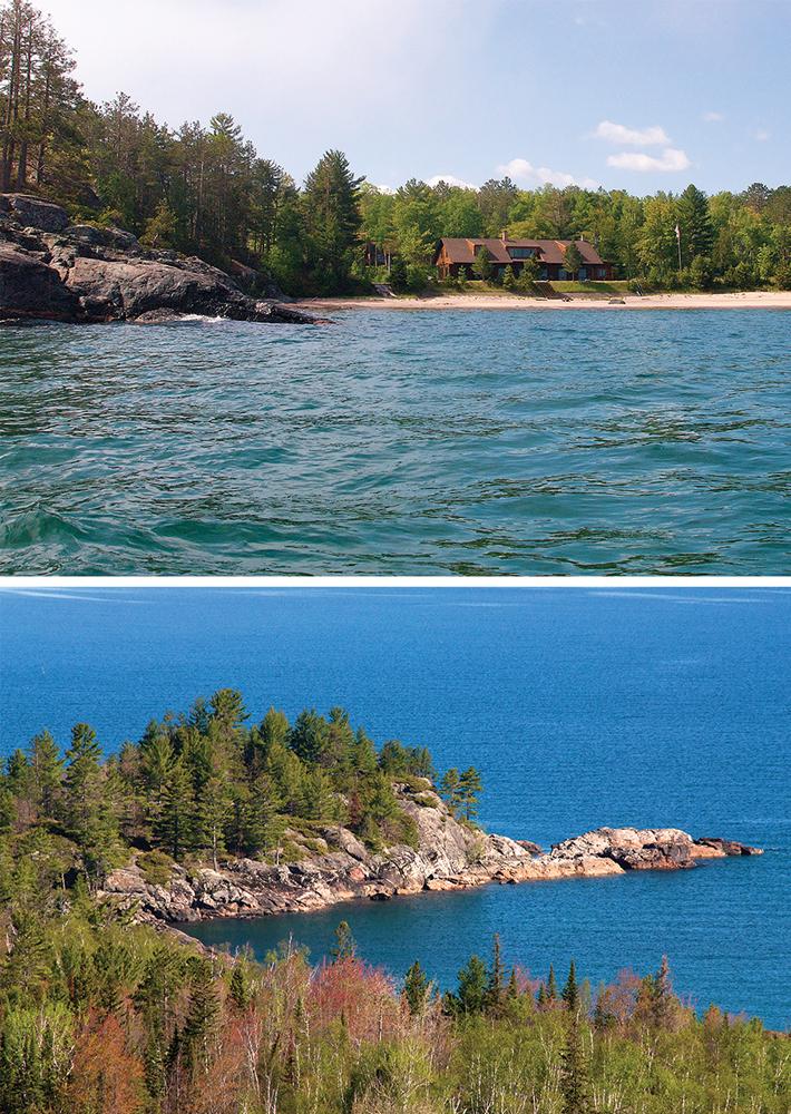 Upper Peninsula Great Lakes