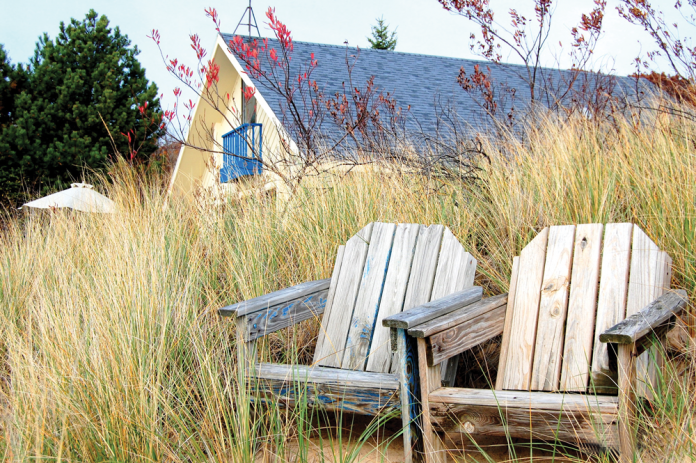 Wavelengths cottage chairs