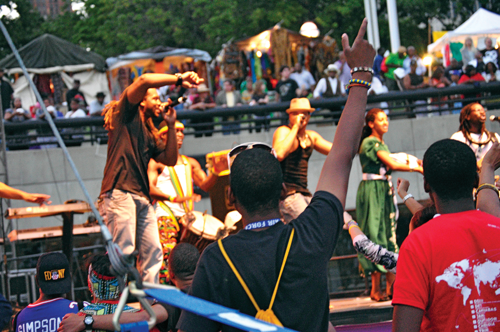 African World Festival