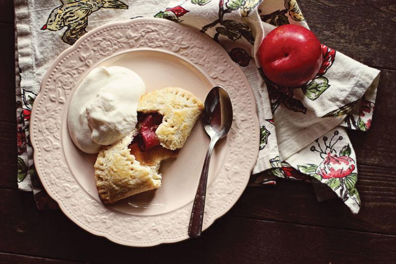 cottage plum pie