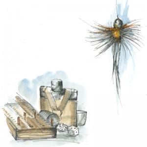 Illustrations By Gary W. Odmark
