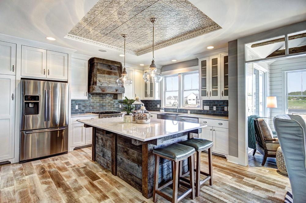 kitchen flooring design