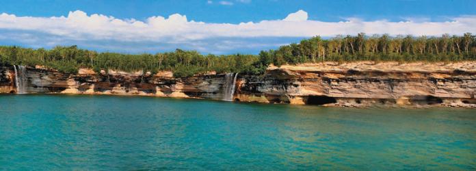 Michigan Pictured Rocks Days courtesy U.P. Travel
