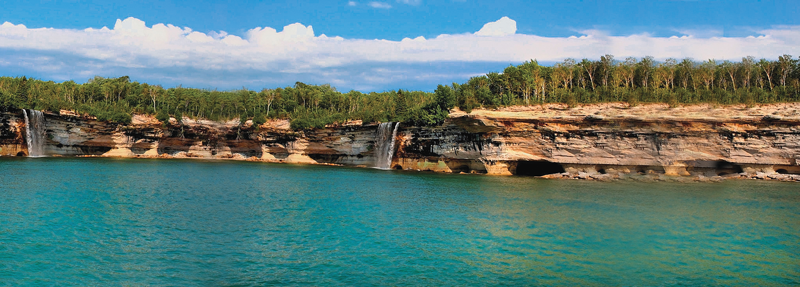 Michigan Pictured Rocks Days courtesy U.P. Travel
