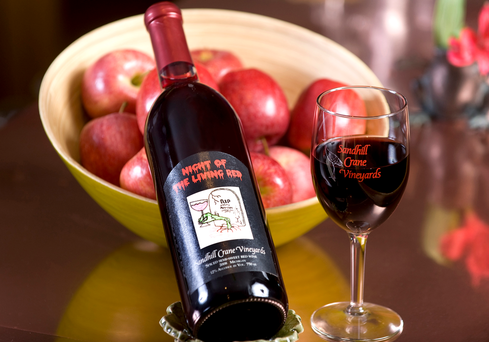 Sandhill Crane Vineyard Wine