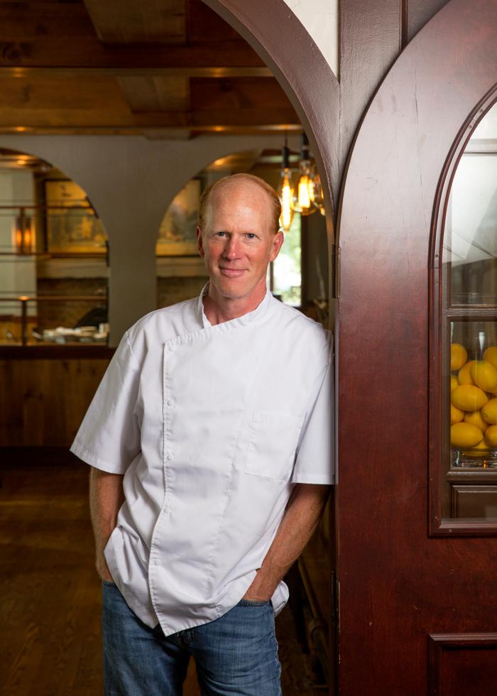 Executive Chef Paul Olson
