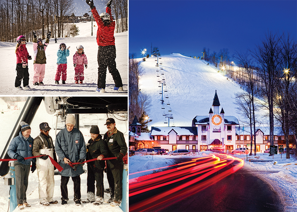 Treetops Resort and Crystal Mountain