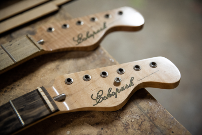 echo park guitars