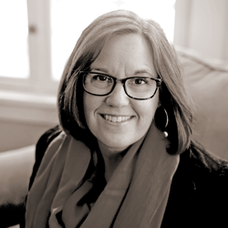 Michigan BLUE Magazine Contributor Amy Eckert