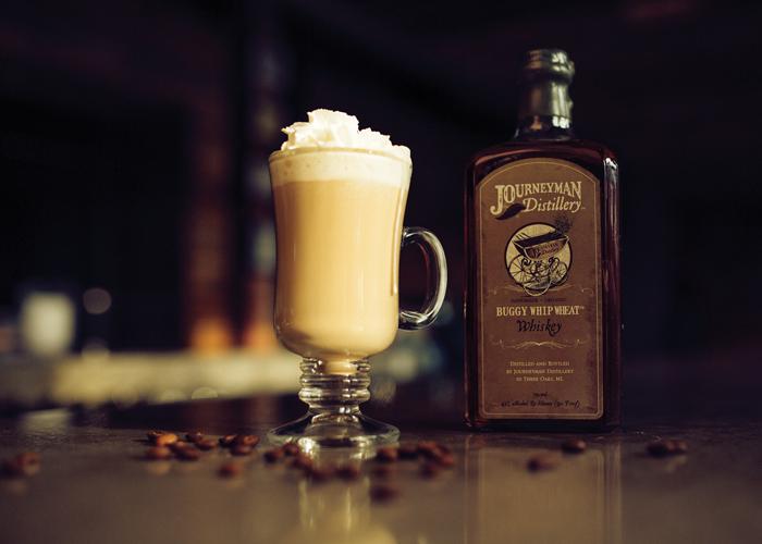 Courtesy of Journeyman Distillery Irish Coffee