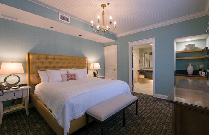 Hotel Walloon Room Suite