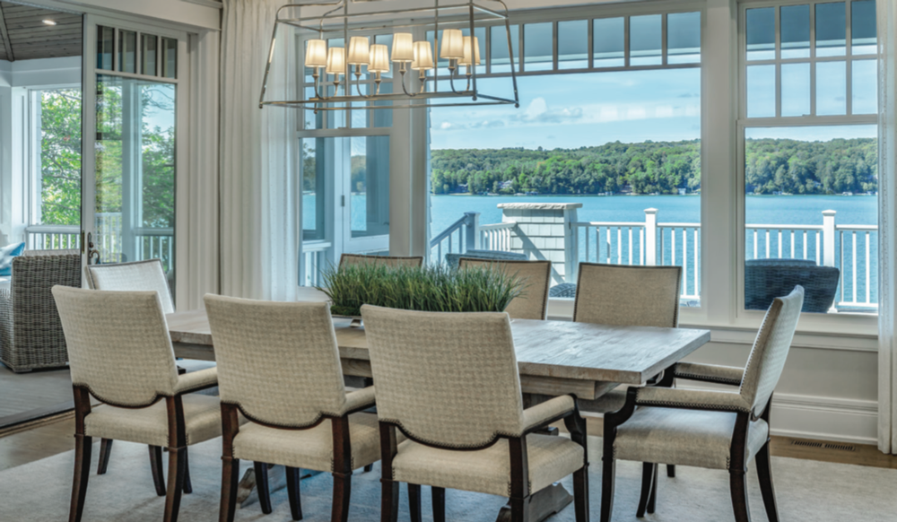 Great Lake Story 2019 Dining Room
