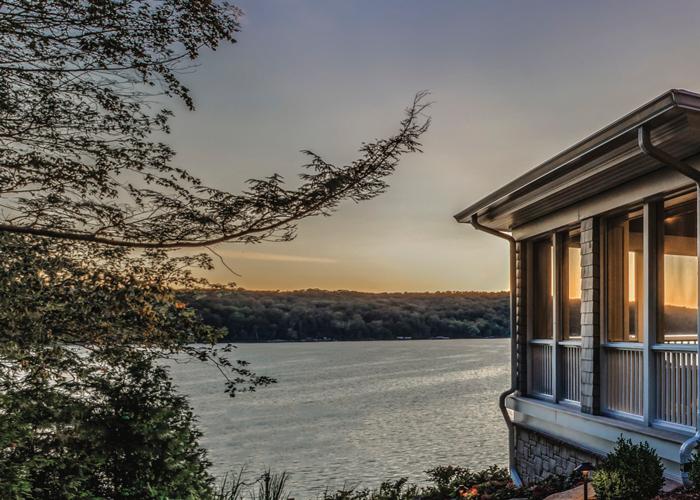 Great Lake Story 2019 Sunset on the Lake
