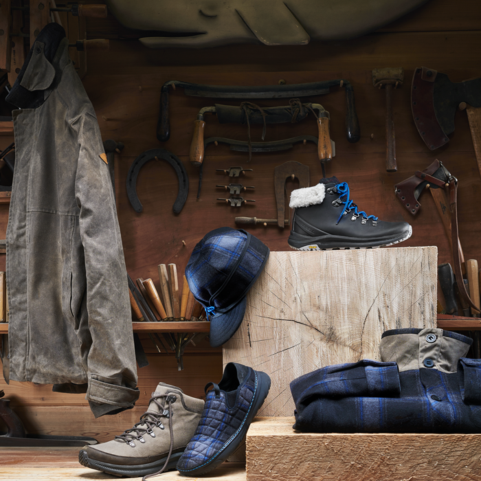 Stormy Kromer Group Collection