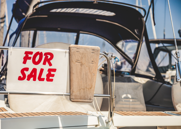 Boat For Sale courtesy iStock