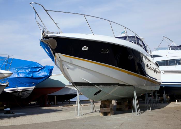 Boat courtesy iStock
